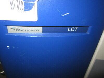 Waters Micromass Lct Mass Spectrometer
