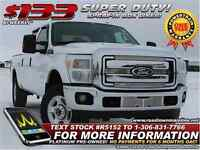 2012 Ford F-250 Super Duty One Owner | Loaded | Spray-in Box Lin
