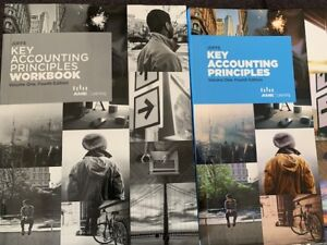 Key Accounting Principles Volume One, Fourth Edition