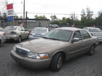 2005 Mercury G. Marquis MINT,129KM,LEATHER,12M WRTY,SAFETY $5995