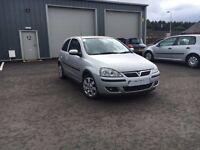 Vauxhall Corsa 1.2 SXI, Long MOT, Warranty, Serviced, Great Condition
