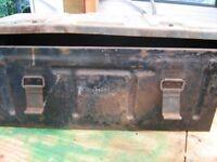 Ammo box - used