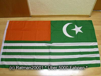 Fahnen Flagge Kaschmir - 90 x 150 cm