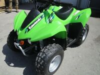 2013 Kawasaki KFX-90 Youth ATV