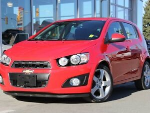 2016 Chevrolet Sonic Certified | Appearance Package | Remote Sta