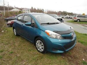 LIKE NEW! 2014 YARIS , MINT SHAPE 75000 KM !!! CRUISE CONTROL!