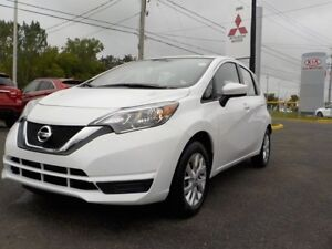 2017 Nissan Versa Note NOTE SV/AUT0/CAM/BLUETOOTH/MAGS/HTD SEATS