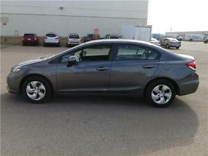 2013 Honda Civic Sdn LX WE DO ANY CREDIT FINANCING, CALL TODAY!