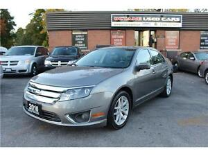 2010 Ford Fusion SEL VERY CLEAN UNIT!