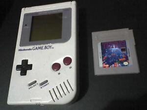 Original Nintendo Gameboy w Tetris Game Boy