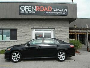 2009 Toyota Camry SE* ONE OWNER * NO ACCIDENTS * CERTIFIED