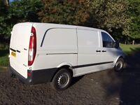 Mercedes Vito CDI - LWB diesel Van , 2009 - 59 plate - 6 speed