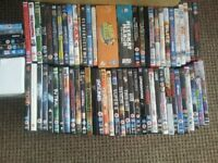 JOBLOT OF DVD'S GREAT TITLES AND BOX SETS 150 DISCS