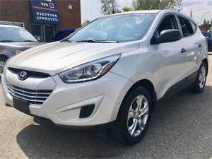 2015 Hyundai Tucson GL, $119 b/w, bluetooth, heated seats & more