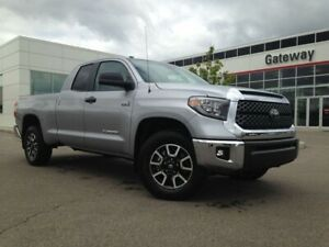 2019 Toyota Tundra TRD Offroad 4x4 Double Cab 145.7 in. WB