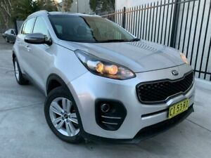 KIA SPORTAGE LOW KM Thornleigh Hornsby Area Preview