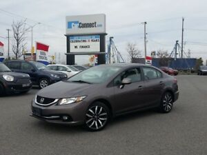 2013 Honda Civic TOURING ONLY $19 DOWN $63/WKLY!!