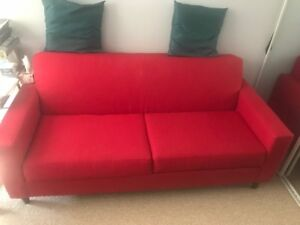 Sofa - Pull Out to Queen Size Bed