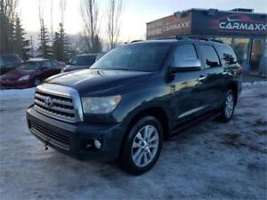 2008 Toyota Sequoia Limited BEST PRICED SEQUOIA IN THE COUNTRY!!