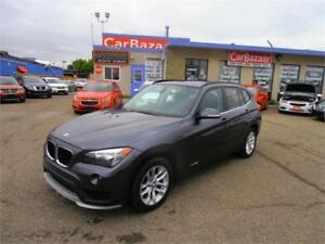 2015 BMW X1 28i X Drive LEATHER ROOF ALL WHEEL DRIVE LOADED