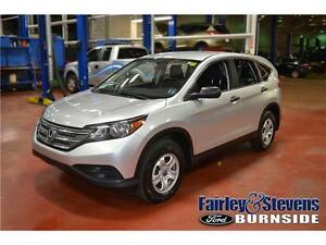 2014 Honda CR-V LX! Loaded!