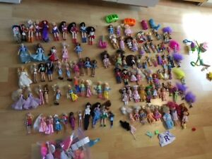 Barbie, dolls, Disney characters and more - $80