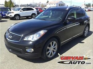 Infiniti EX37 Luxury AWD Cuir Toit Ouvrant MAGS 2013