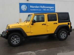 2015 Jeep Wrangler Unlimited RUBICON UNLIMITED 4WD / HARD AND SO