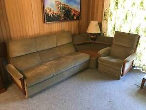 4 seater corner lounge suite Nelson Bay Port Stephens Area Preview