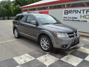 2013 Dodge Journey SXT/Crew 4dr Front-wheel Drive