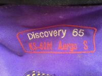 Karrimore Discovery 65 Rucksack