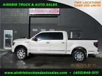 2009 Ford F-150 Platinum 4X4 Crew Cab Fully Loaded With Navi