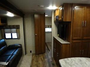 Bunkhouse RV Trailer with Dinette on Awning Side! Kitchener / Waterloo Kitchener Area image 7
