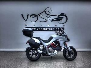 2015 Ducati Multistrada S - V3327NP - No Payments For 1 Year**