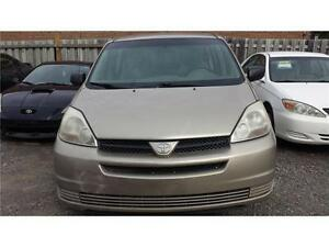 2005 TOYOTA SIENNA ETESTED SAFETY AUTO AIR