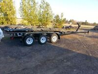 Boat and Trailer Towing