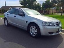 2007 Holden Commodore VE Omega Silver 4 Speed Automatic Sedan North Brighton Holdfast Bay Preview