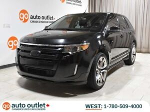 2013 Ford Edge SPORT AWD; PANO ROOF, NAV, SMART KEY, FACTORY REM