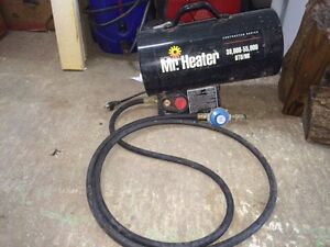 mr heater contractor series manual