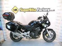 2007 07 HONDA CBF600 SA-6