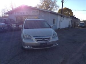 2005 Honda Odyssey Touring Fully Certified! No accidents!