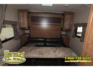 NEW 2016 Forest River Micro Lite 19 FD Travel Trailer Windsor Region Ontario image 4