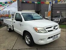 2006 Toyota Hilux GGN15R 06 Upgrade SR 5 Speed Automatic Brooklyn Brimbank Area Preview