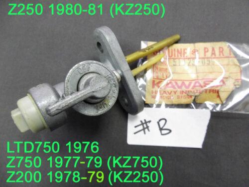 Kawasaki KZ250 Motorcycle Parts Parts and Accessories Air