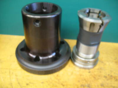 New Ats A2-6 Collet Nose Collet Chuck Whardinge S-20 Master Collet Adapter