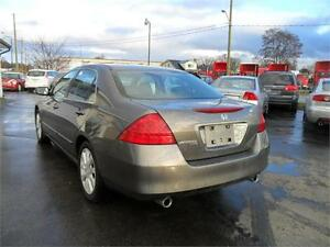 2006 Honda Accord Sdn EX V6 Kitchener / Waterloo Kitchener Area image 4