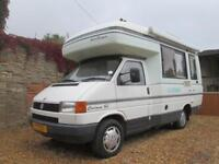 AUTO SLEEPER CLUBMAN GL 2 BERTH MOTORHOME FOR SALE