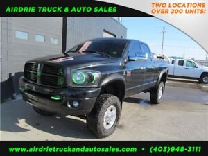 Reduced! 2008 Dodge Ram 3500 SLT 4X4 Crew Cab LIFTED DIESEL !!