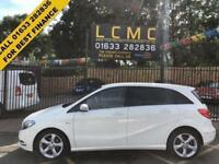 2011 61 MERCEDES-BENZ B CLASS 1.8 B200 CDI BLUEEFFICIENCY SPORT 5D 136 BHP DIESE