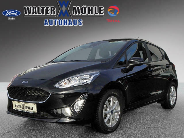 Ford Fiesta 1.1 COOL & CONNECT DAB Navi Winter-P.